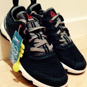 Reebok Shoes - REEBOK MEN S 7 WOMEN S 8.5 CLOUDRIDE DMX ... 3e661e86a